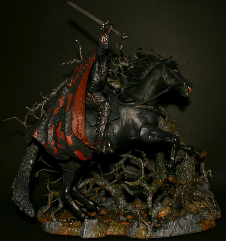 Sleepy Hollow Headless Horseman: Headless Horseman Boxed Set (Mcfarlane