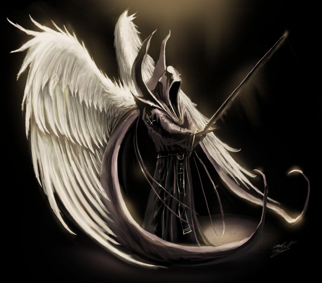 Dark Angel of Death