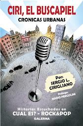 CIRI, EL BUSCAPIEL, CRONICAS URBANAS ( EDITORAIL GALERNA)