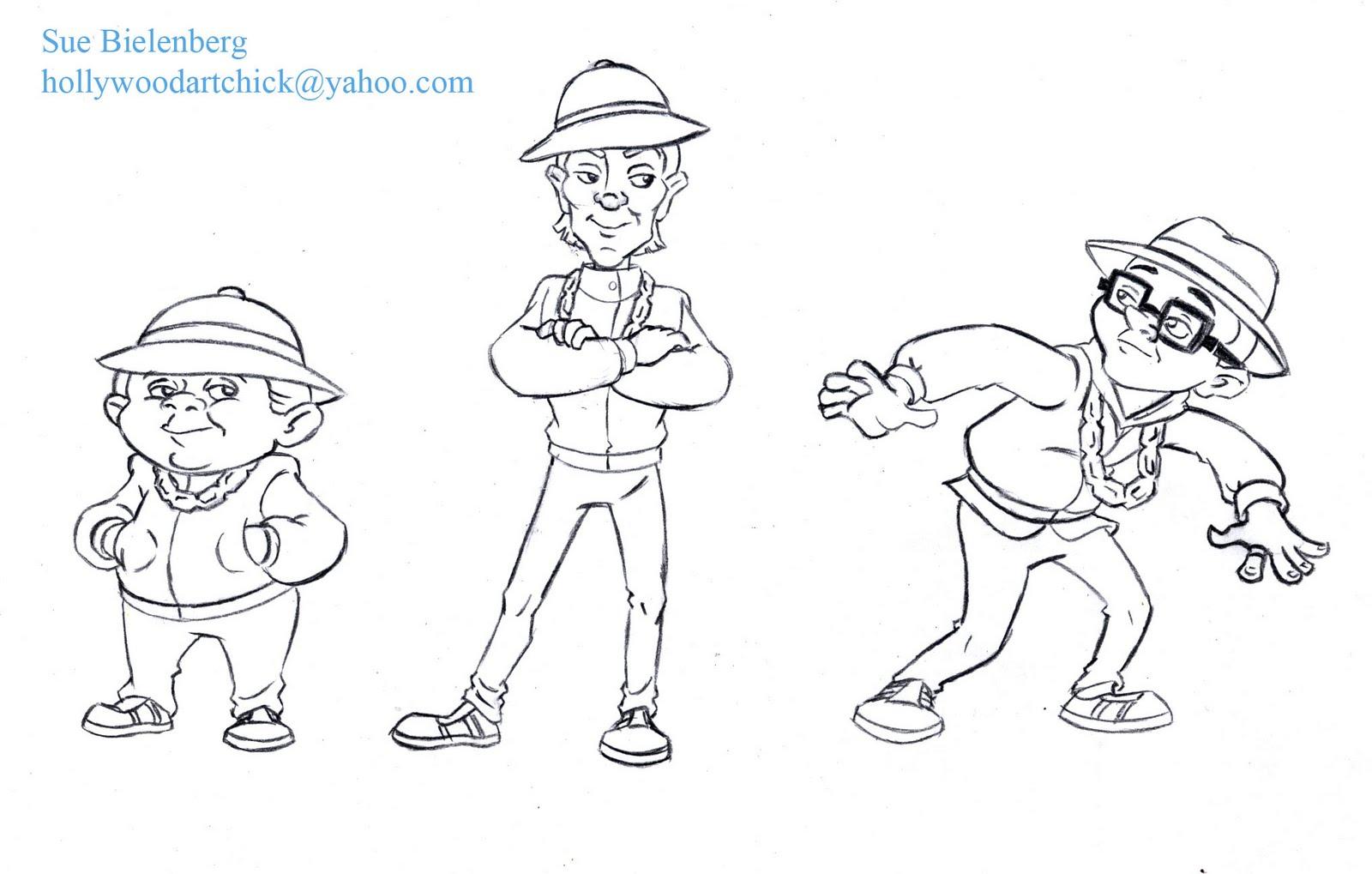 Cartoon Character Design Price : Cartoon character designs marshmallow mouse