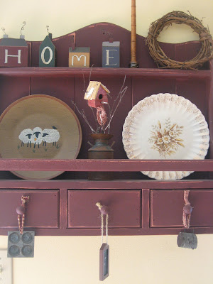 Country Home Display