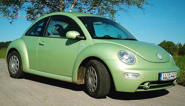 Volkswagen New Beetle Germany