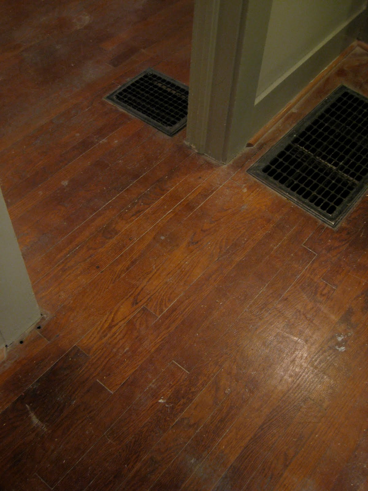 A Walk Through And Then We Refinished Our Floors