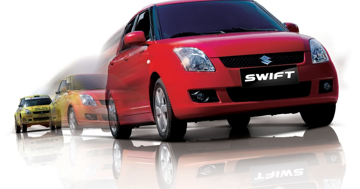 Suzuki Swift Rally Body Kit