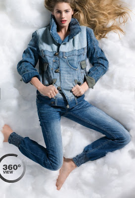 Desigual Jean Modelleri