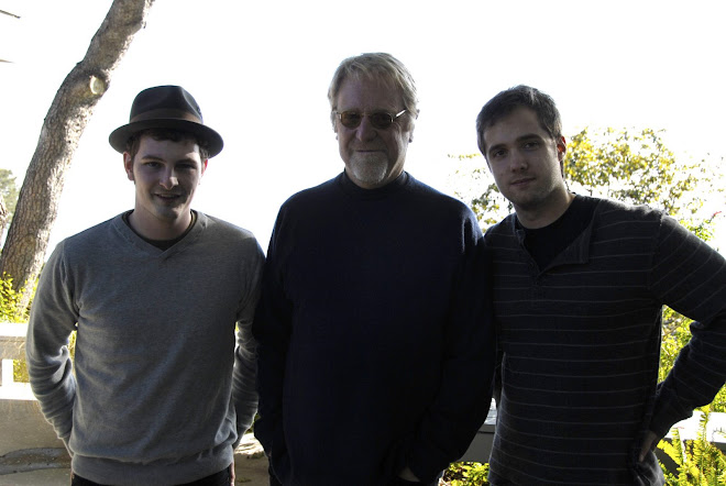 Us with Jonathan Taplin (Producer of 'The Last Waltz')