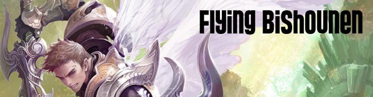 Flying Bishounen