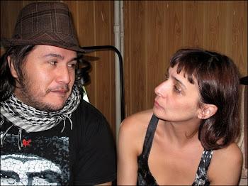 Nora Loukili y Julio