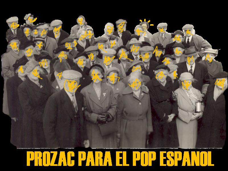 PROZAC PARA EL POP ESPANOL