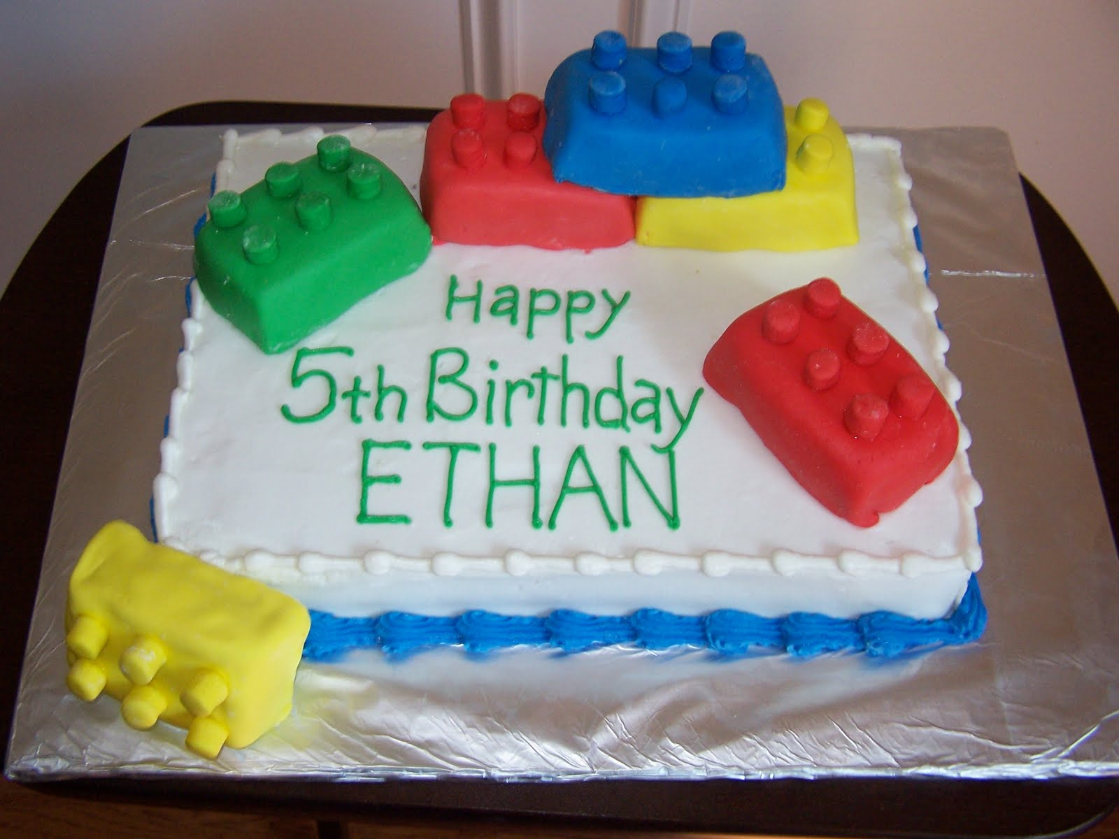 legos cakes ideas