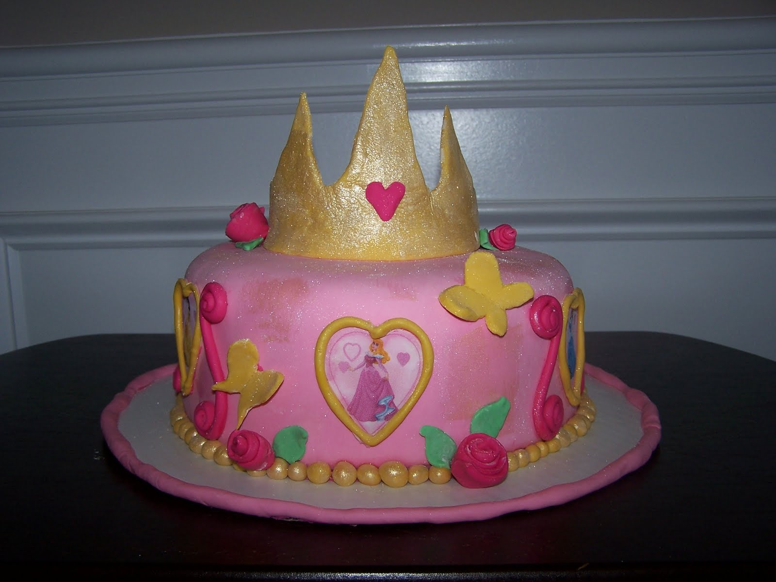 Creative Cakes N More Disney Princess Cake