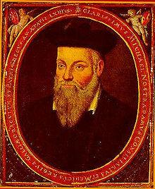 Michel de Notre-Dame Nostradamus