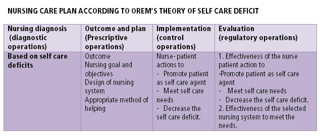 orems theory in practice