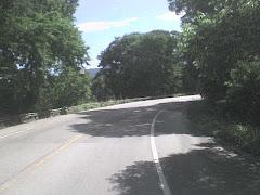 Estrada Rio-Santos.