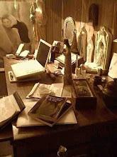 Mon Presbytère, là où j'écris...