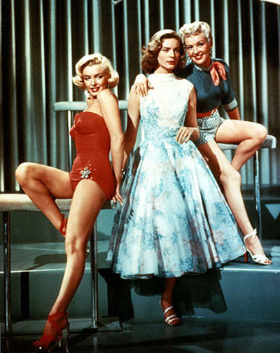 How to marry a millionaire lauren bacall - photo#25
