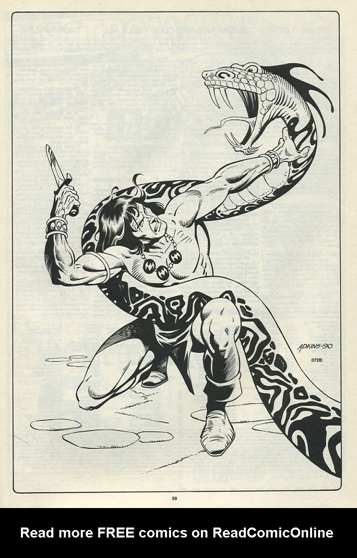 The Savage Sword Of Conan Issue #185 #186 - English 61