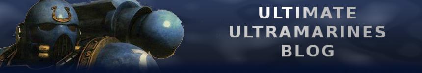 The Ultimate Ultramarines Blog