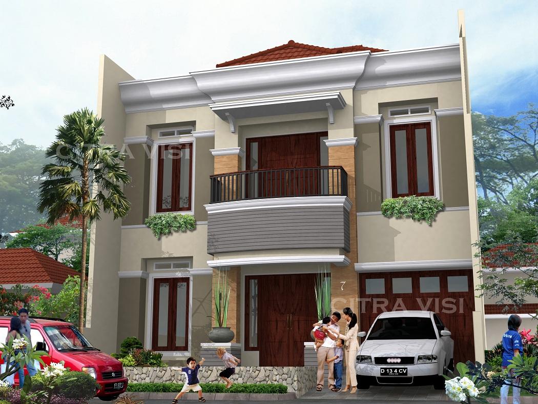 Desain Eksterior Rumah Desain Rumah