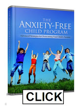 YOUR CHILD DOESN'T NEED TO SUFFER WITH ANXIETY