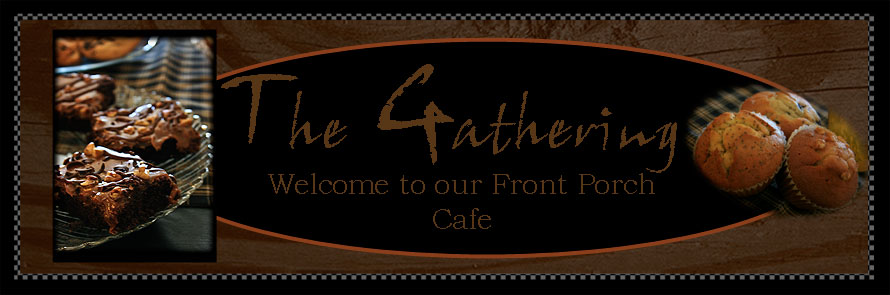 The Front Porch Sweet Shop & Cafe at the Gathering Shop