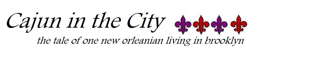 Cajun in the City