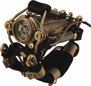 steampunk watch by Haruo Suekichi 2