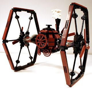 steam wars tie fighter