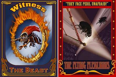 victorian flea circus2