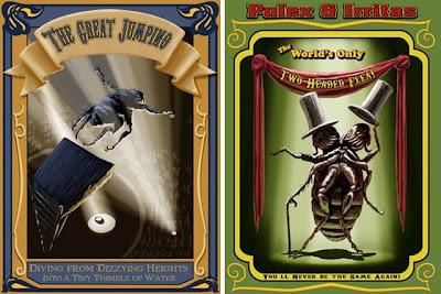 victorian flea circus1