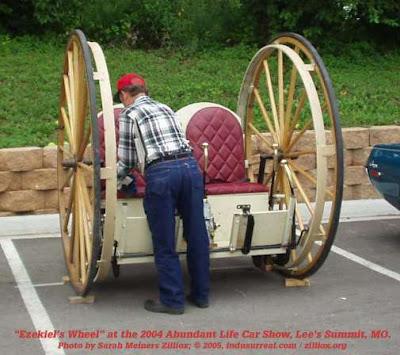 steampunk diwheel