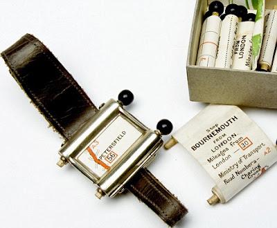 steampunk gps device
