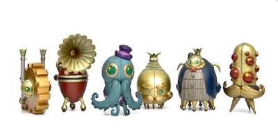 steampunk mechtorians