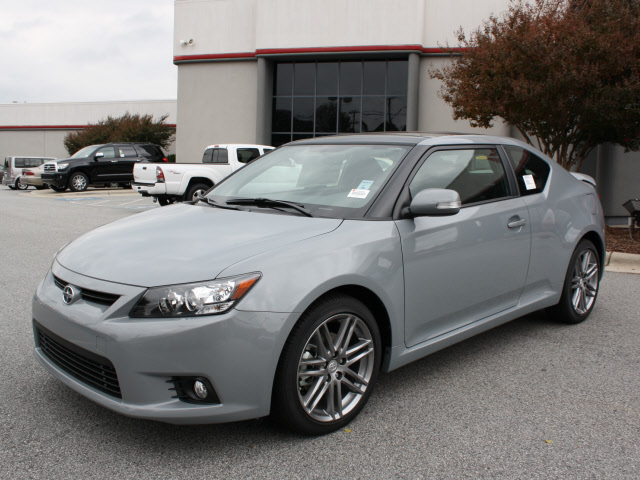 Scion Cement Grey : Rice toyota scion tc in cement