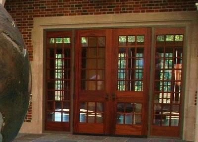 Custom Stile And Rail Wood Doors