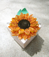 กล่องของขวัญดอกทานตะวัน