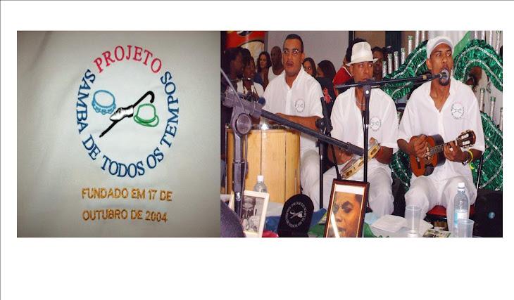 Projeto Samba de Todos os Tempos