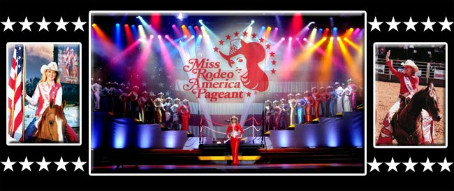 Miss Rodeo America Pageant