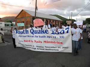 Youthquake 2007 - rally