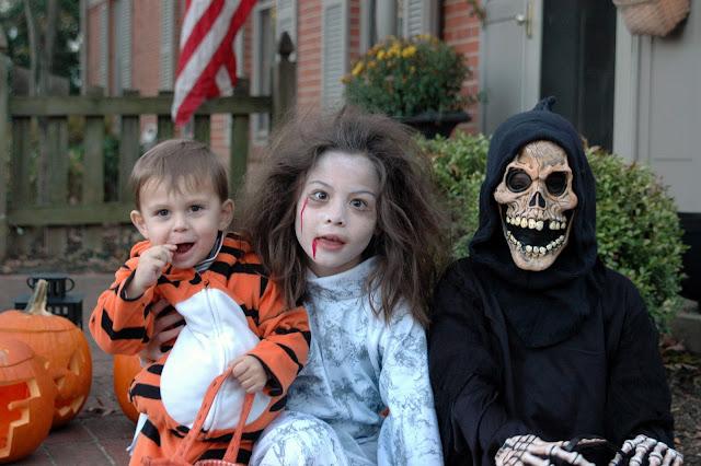 Хэллоуин костюмы детям фото