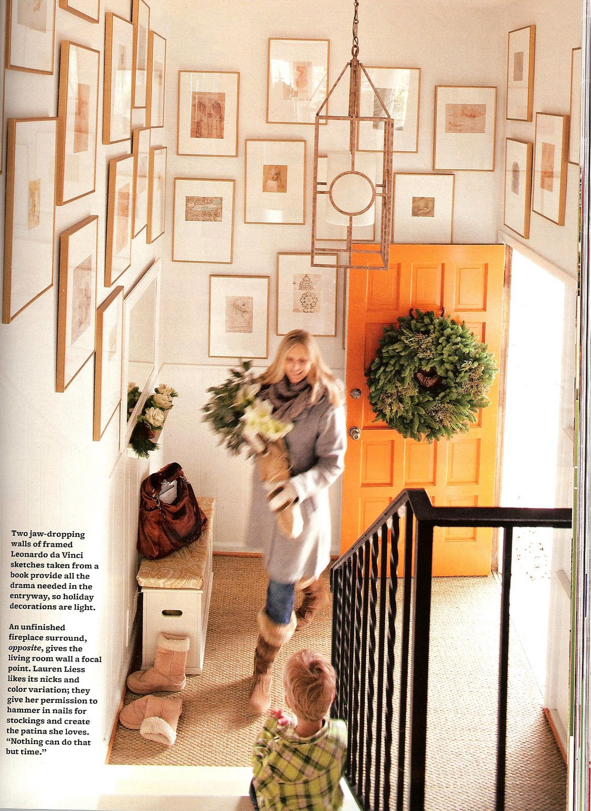images from better homes and gardens scanned by me