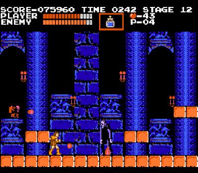 Castlevania Review (NES) D+(2)