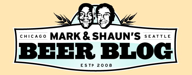 Mark and Shaun's Beer Blog