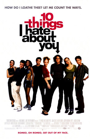 adolescent relationships 10 things i hate Adolescent relationships 10 things i hate about you essay 620 words | 3 pages people interact with one another, forming relationships, whether they are healthy or.