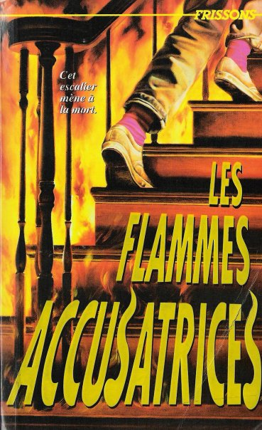 Frissons #35 Les flammes accusatrices (French - Octobre 1993)