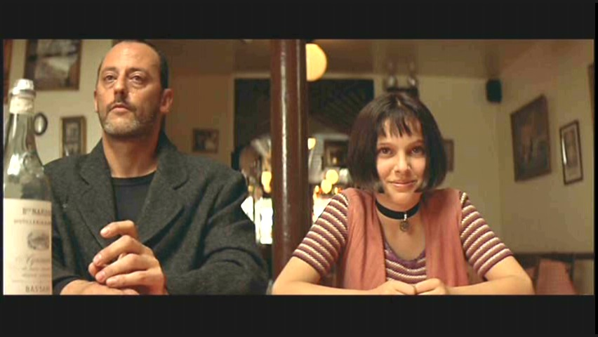 natalie portman in leon. Scenes from Leon the Professional: