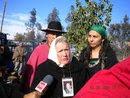 madres de plaza de mayo junto a los prisioneros politicos mapuche