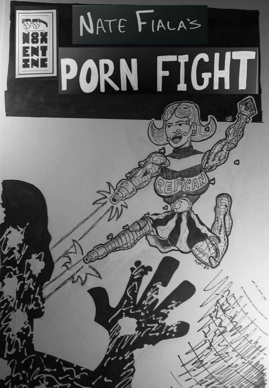 PORN FIGHT!