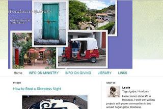 Honduras Gumbo blog