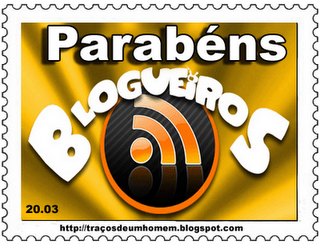 SELO__ PARABENS BLOGUEIROS